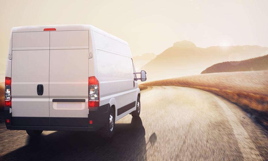 commercial van uplifting