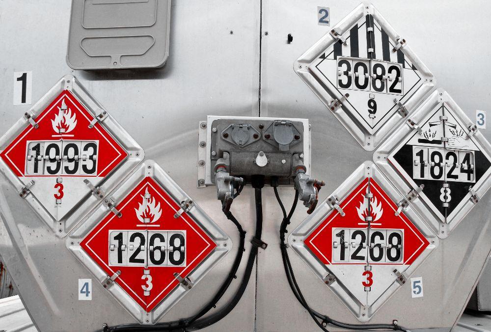 Do You Have The Correct Hazmat Tank Markings