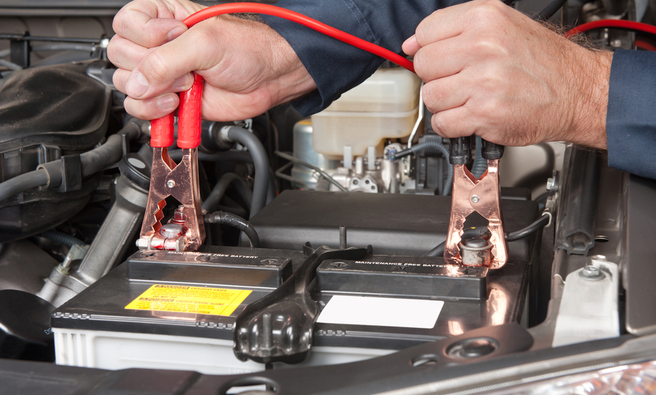 Automotive Battery Delivery