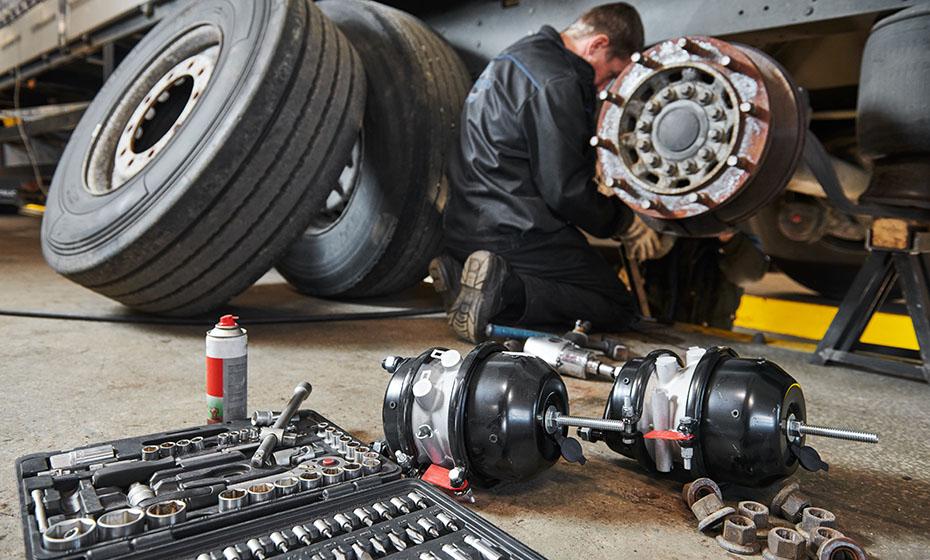Truck Trailer Repairs