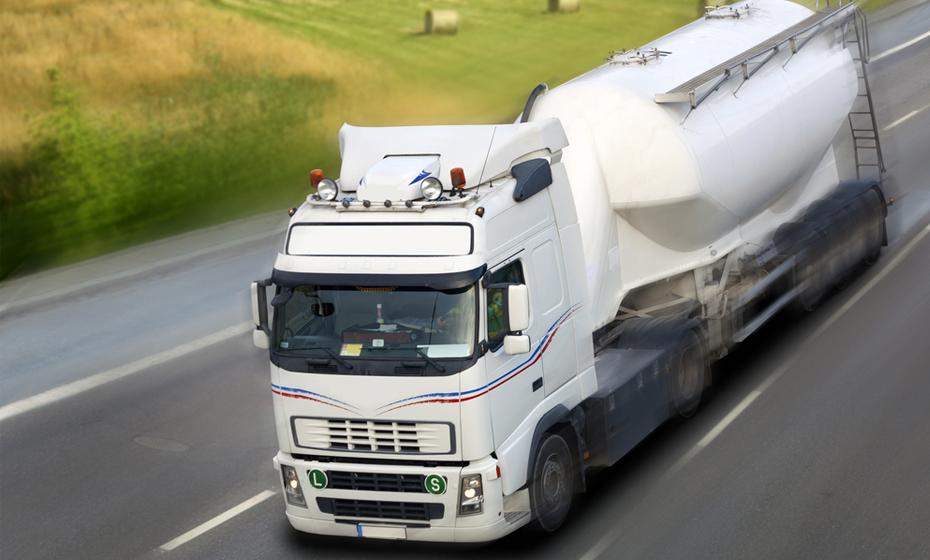 make trailer Bulk Powder Transport