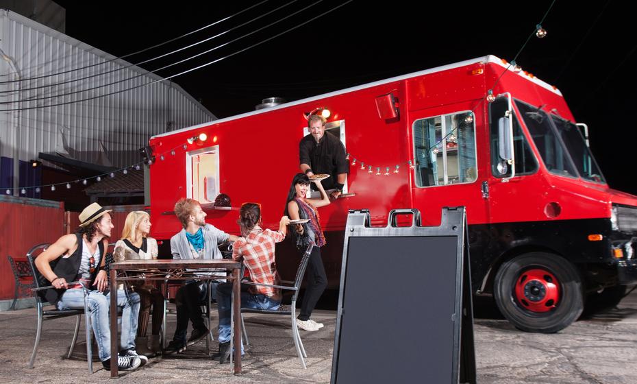 customizing food trucks
