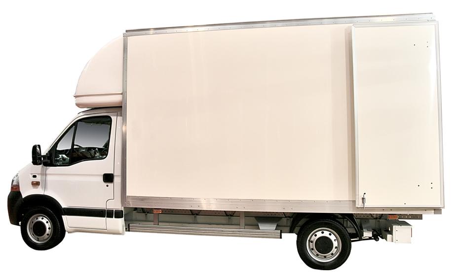 refrigerated van bodies