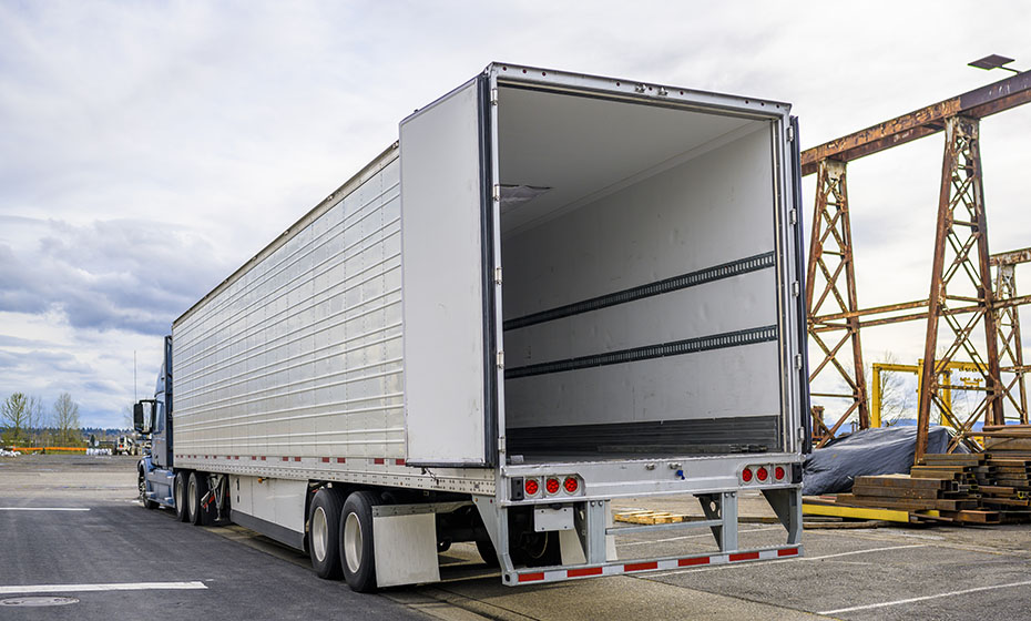 Trailer Roll Up Doors