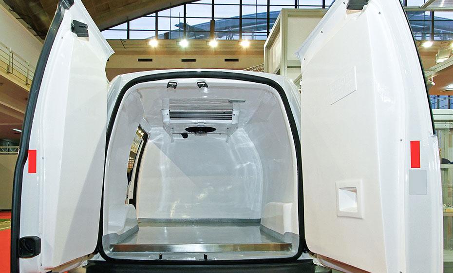 Reefer Van Safety
