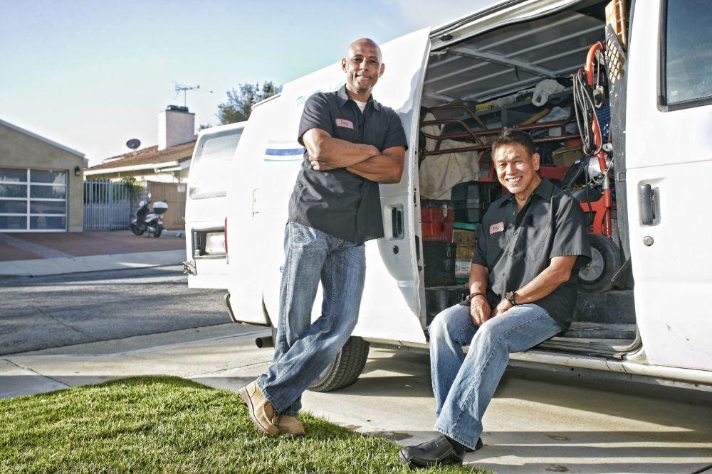 What Does A Modern Plumbing Van Need