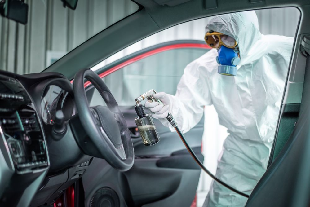 What Is A Good Way to Clean A COVID Infected EMS Van