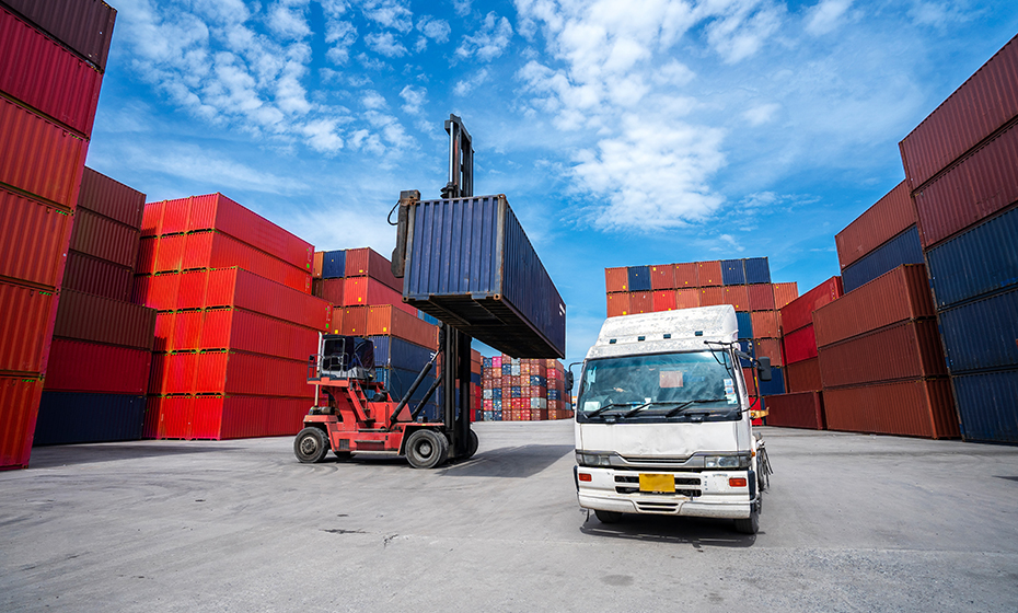 Container Side Lifters