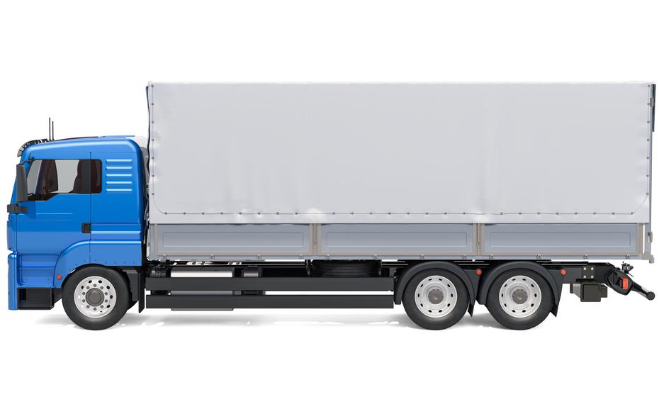 trailer tarping