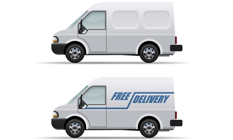 commercial wraps for van bodies
