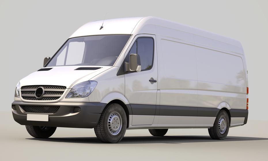 commercial van bodies
