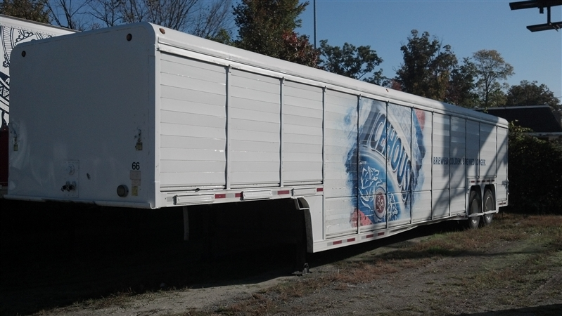 24 Bay Beverage Trailer 1995 Mickey