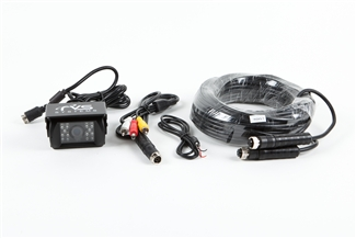 Rear View Camera System For Van Bodies & Beverage Bodies