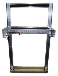 Mickey Rear Hand Truck Rack Assembly