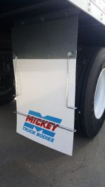 Enterprise Mudflap Set