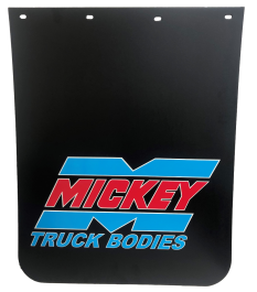 "Mickey Mudflap 24"" x 30"""