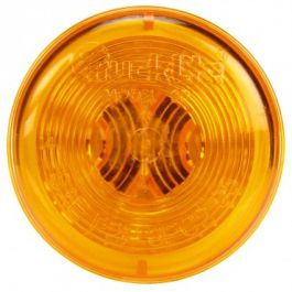 "Model 30 Marker Light Yellow 2"" Round (30200Y)"