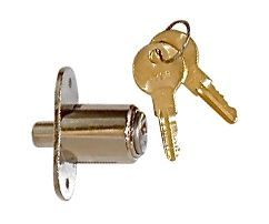 #510 Lock Cylinder with Key