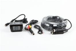 Rear View Camera System For Van Bodies & Beverage Bodies