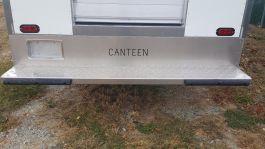 Aluminum Canteen Bumper