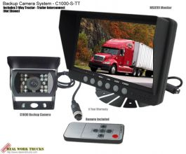 Convoy Rear Vision System #C1200A-S