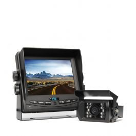 Rear View Camera System OneCameraSetup