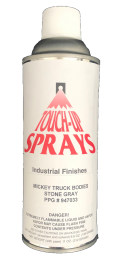 Stone Gray Aerosol Spray Can