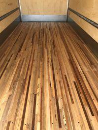 16' Malaysian Wood Floor Kit