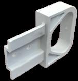 Plastic Walkramp Handle